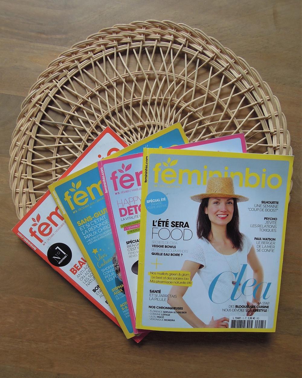 femininbio magazines lecture ecologie mesideesnaturelles