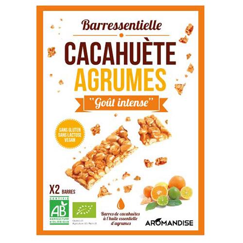 Les Barressentielles cacahuètes et HE agrues encas sain
