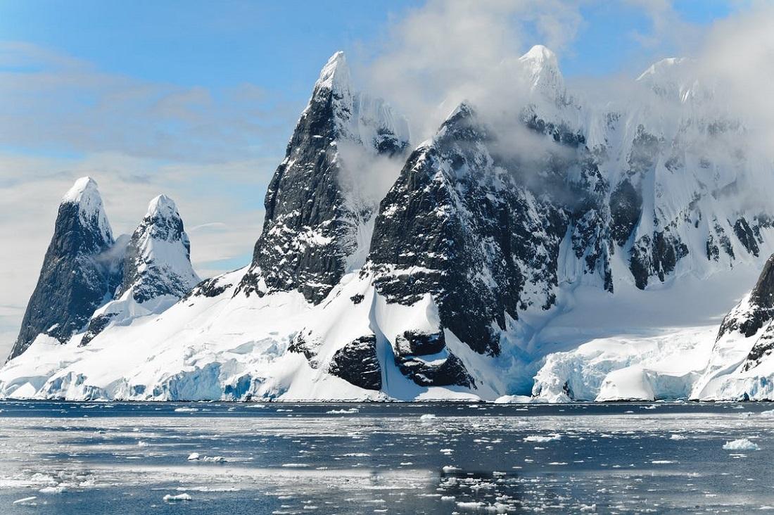 Le film , La glace et le ciel, un superbe voyage en Antarctique