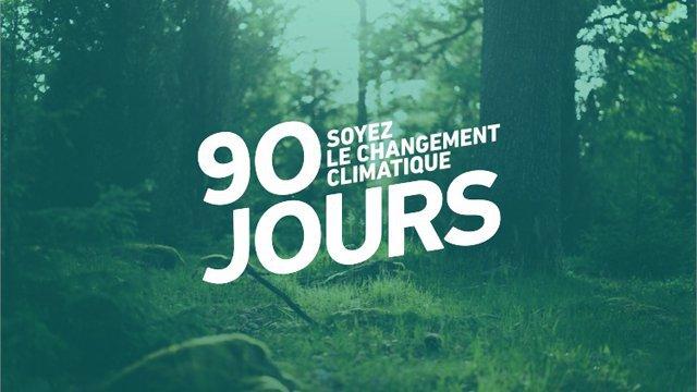 90 jours application écolo pour agir de manière plus responsable