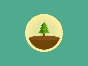 appli green, écologique, qui permet de déconnecter et de concentrer sur le moment présent