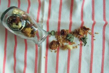 encas sains et gourmands fruits et graines