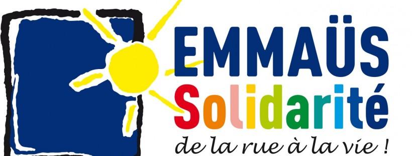 emmaüs logo solidarité