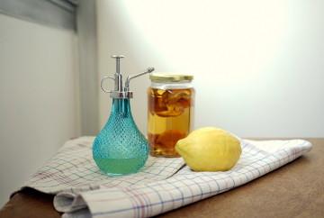 faire tout son ménage au vinaigre blanc parfumé naturellement mes idées naturelles